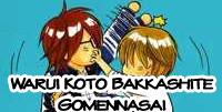 Warui Koto Bakkashite Gomennasai